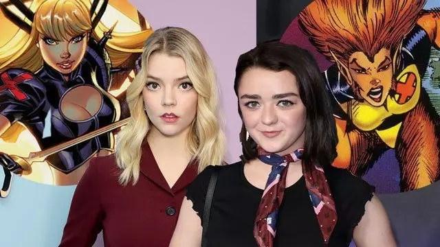 new mutants x-men cast