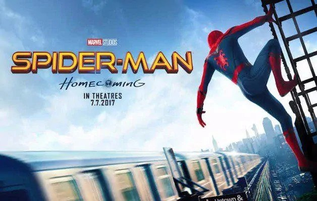 spider-man homecoming nuovo banner