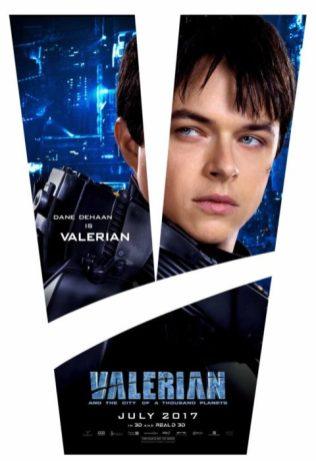 valerian film poster dane dehaan
