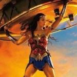 Wonder Woman lancia un carro armato nel nuovo poster