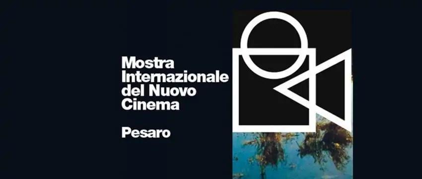 pesaro film festival banner
