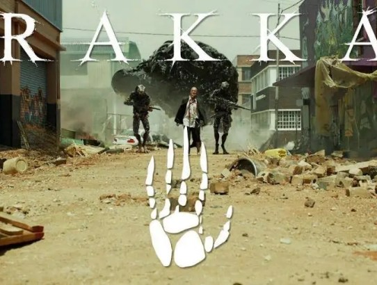 rakka short film
