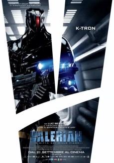 valerian sci-fi poster italiano rihanna