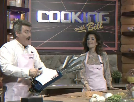 cooking with bill video