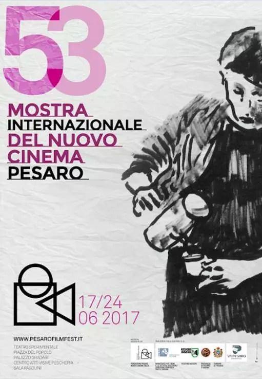 pesaro film festival poster