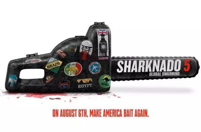 sharknado-5-titolo-ufficiale-poster