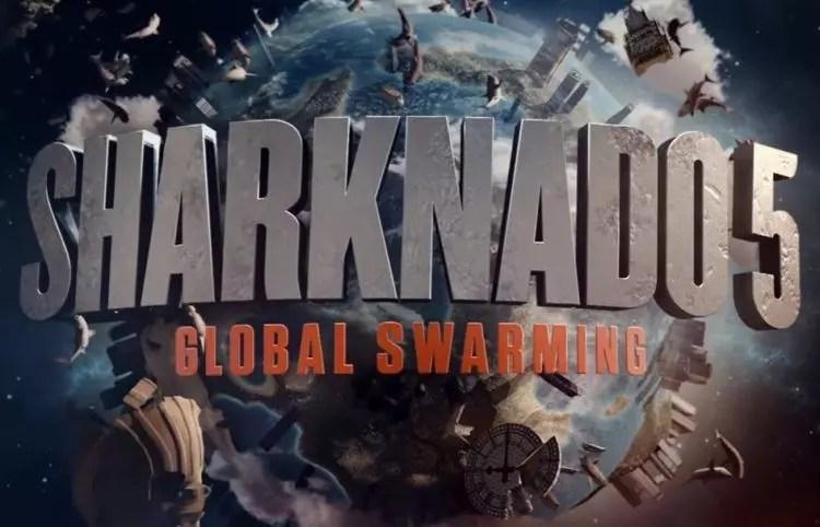 sharknado 5 teaser trailer slide