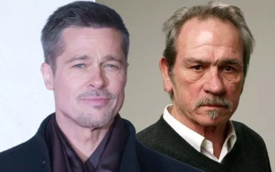 brad pitt e tommy lee jones