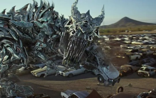transformers 5 incassi