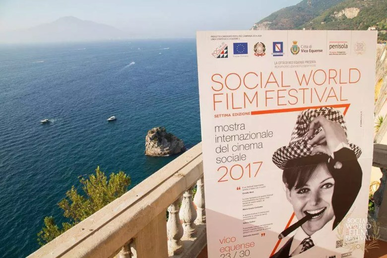 social world film festival locandina