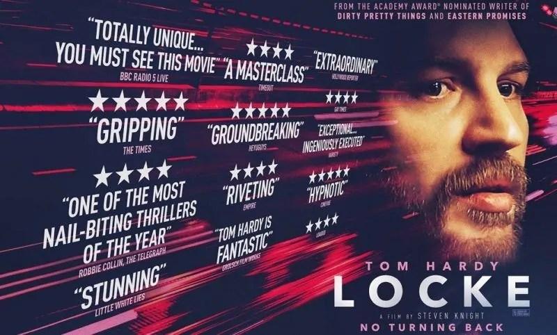 [Recensione] Locke, il film diretto da Steven Knight, con Tom Hardy