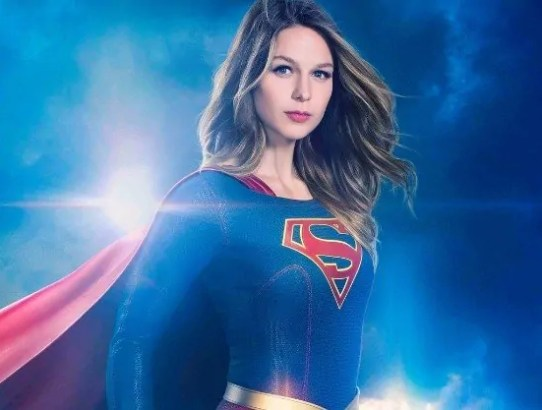 supergirl trailer