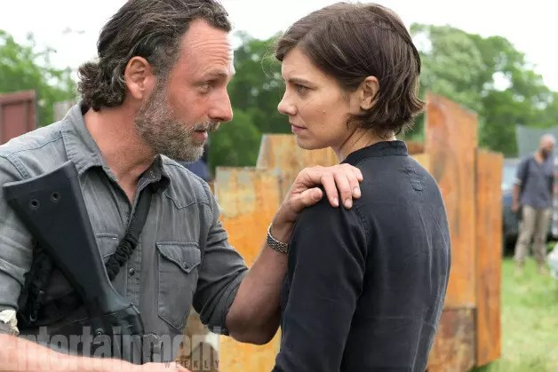 the walking dead 8 foto ew