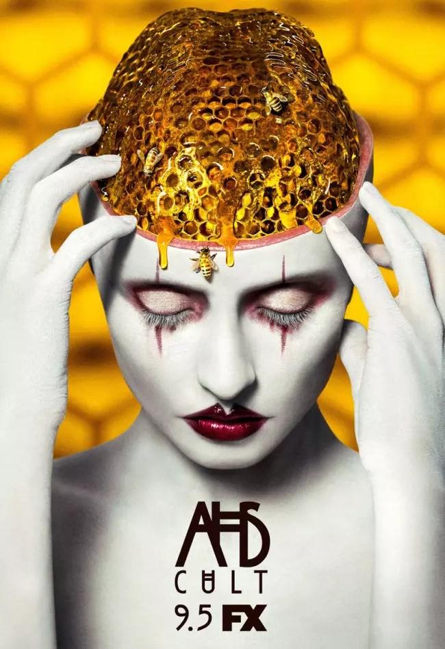 ahs cult poster