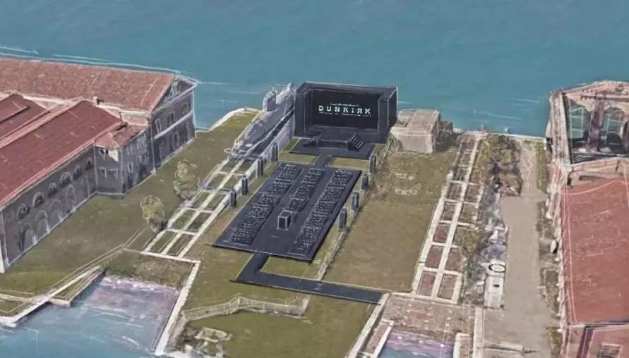dunkirk arsenale venezia