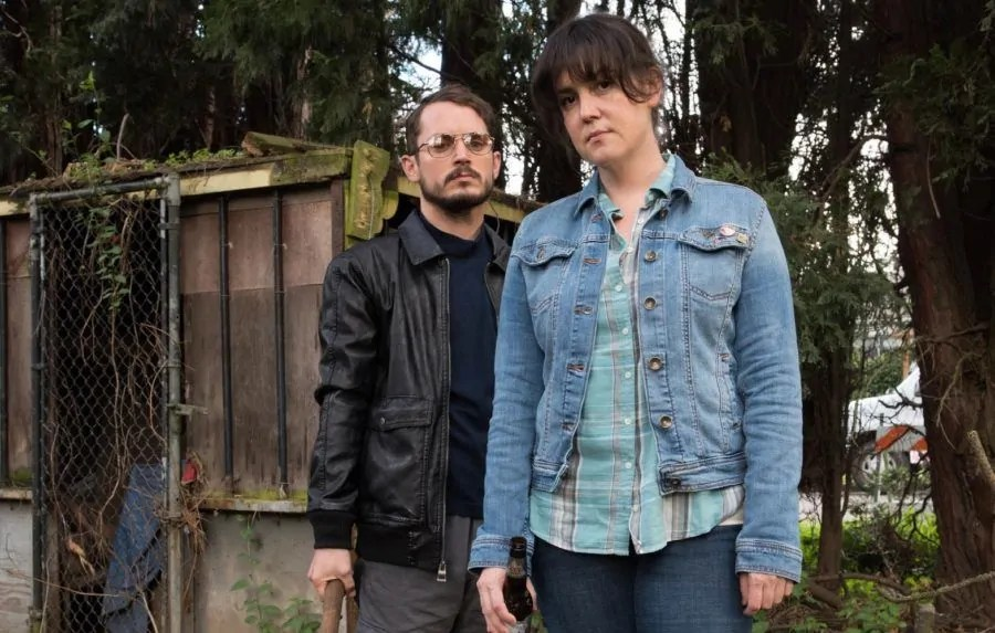 recensione i don't feel at home in this world anymore