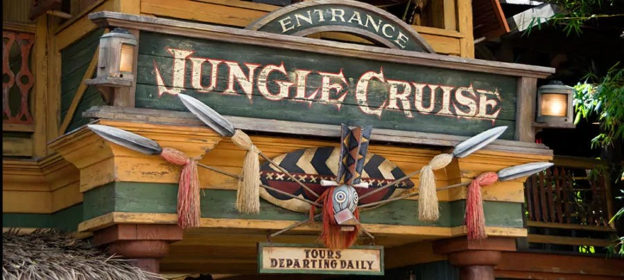 jungle cruise film