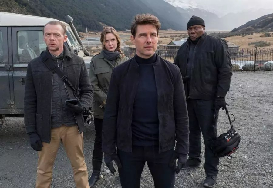 mission impossible 6 cast