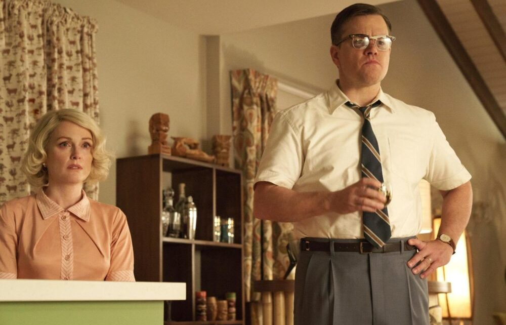 Il trailer italiano di Suburbicon, la black comedy di George Clooney