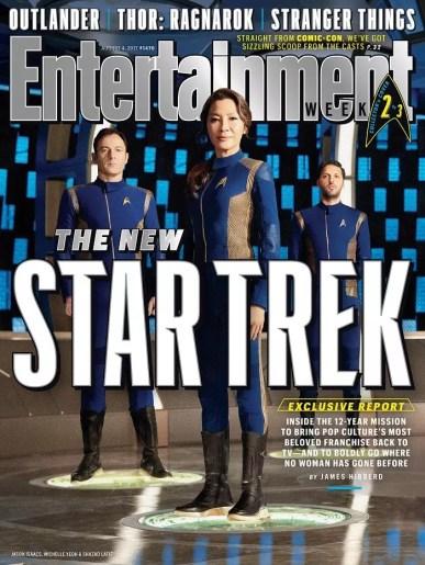 star trek discovery cover ew