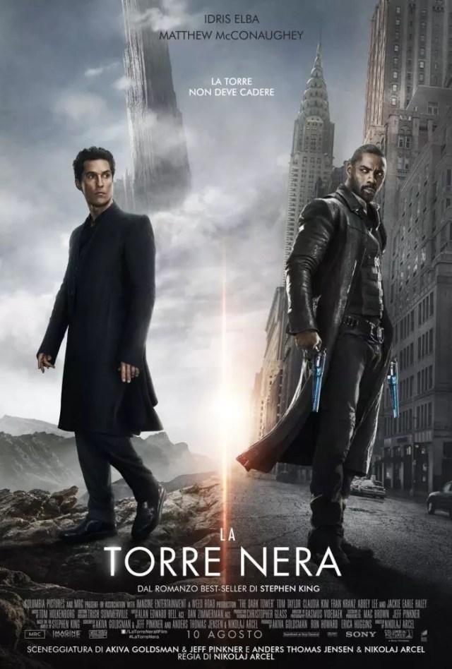 la torre nera poster italiano