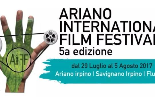 ariano film festival banner