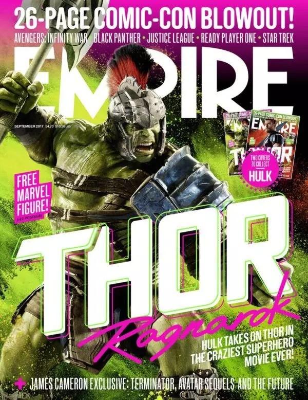 hulk empire magazine