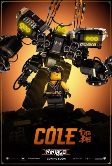 lego ninjago film poster