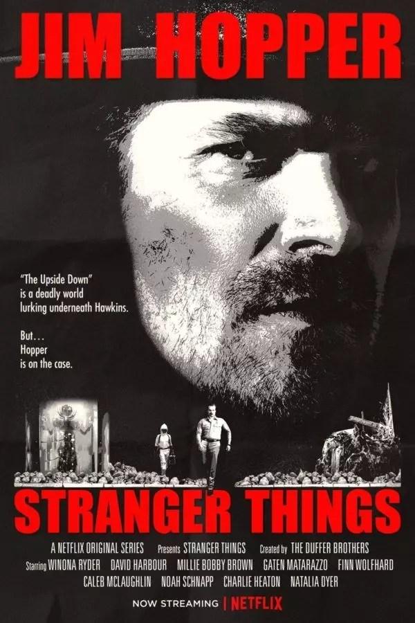 stranger things 2 running man