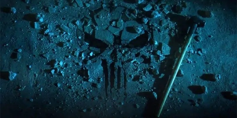 punisher serie tv foto