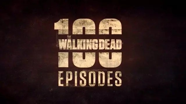 the walking dead 100