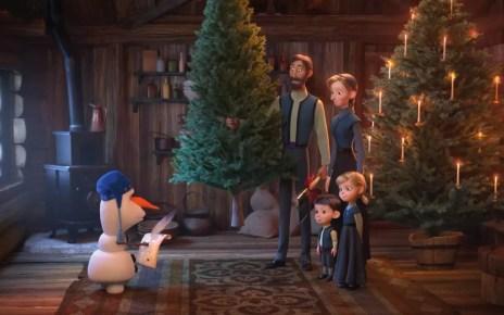Le avventure di Olaf, il nuovo corto Pixar, protagonista a View Conference