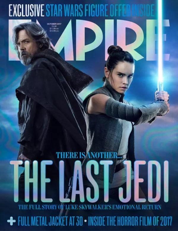 ultimi jedi cover empire