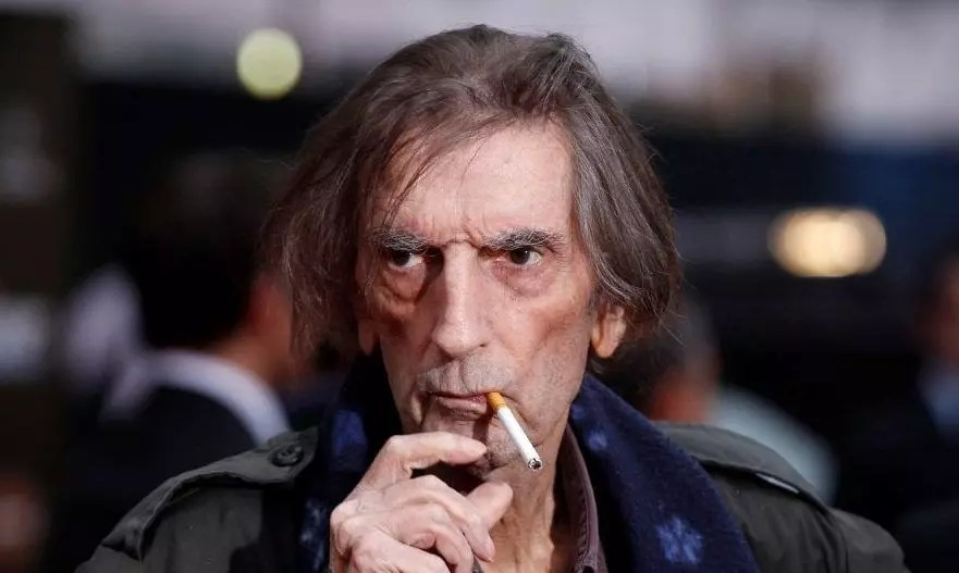 harry dean stanton morto