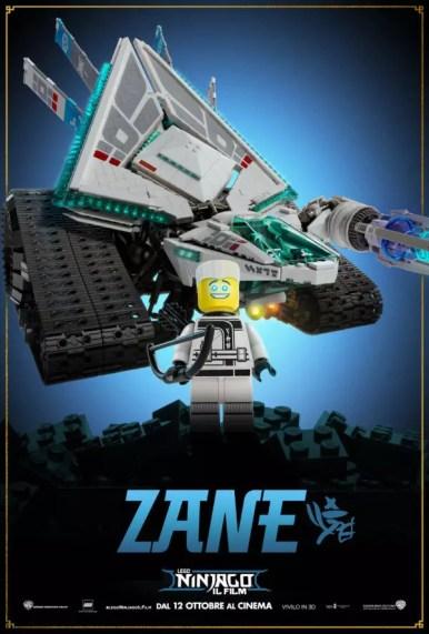 lego ninjago poster mech