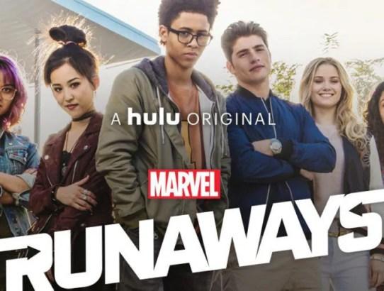 runaways marvel banner