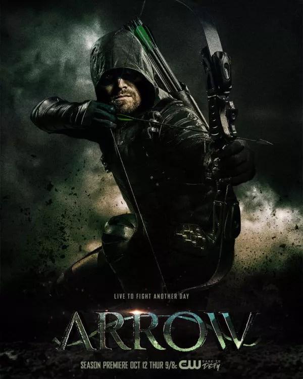 arrow 6 poster