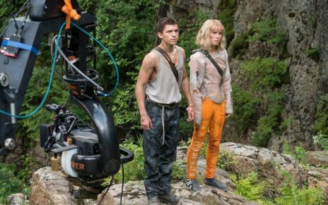 chaos walking foto set