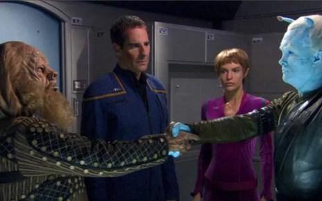 [Star Trek: Discovery] Andoriani e Tellariti nella seconda stagione