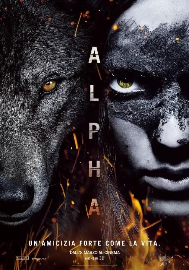 alpha poster italiano