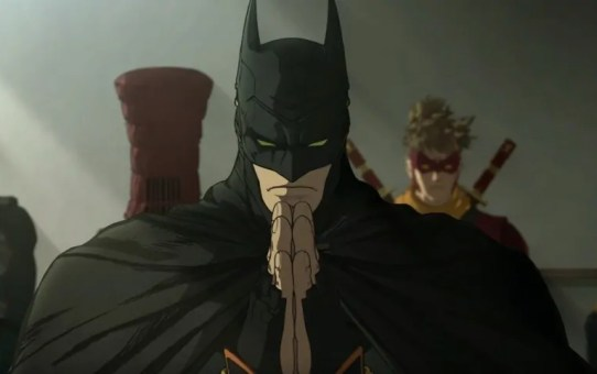 batman ninja anime