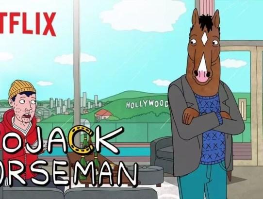bojack horseman recensione