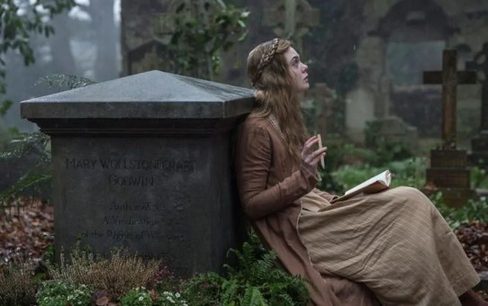 mary shelley recensione