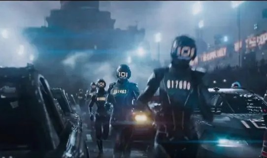 player one trailer