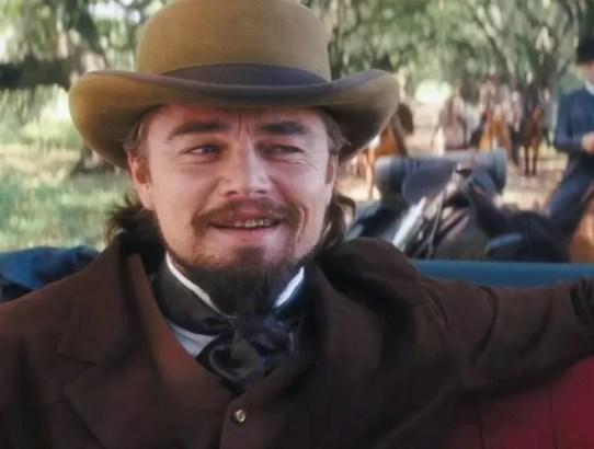 Leonardo DiCaprio Django