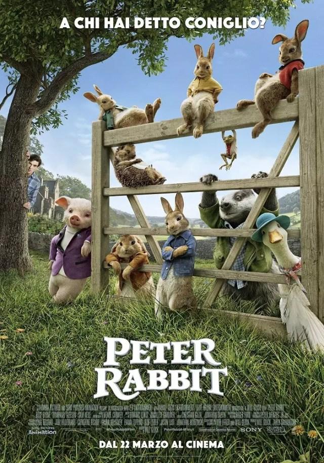 Peter Rabbit (poster)