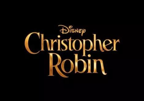 Christopher Robin (logo)