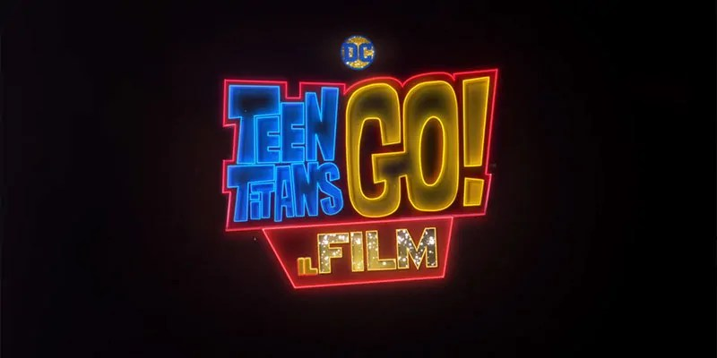 Teen Titans Go! - Il Film (Slide)