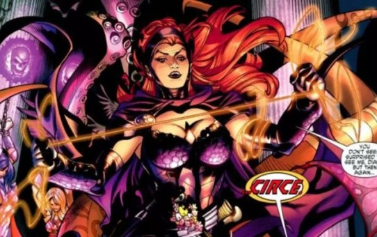 Circe Dc Comics
