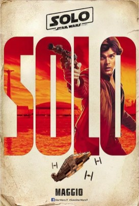 Solo: A Star Wars Story (Poster)